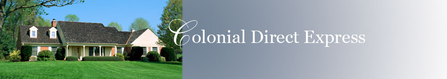 Welcome to ColonialDirectExpress.com